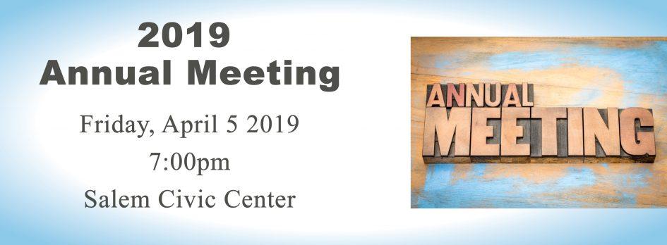 2019 Annual Meeting