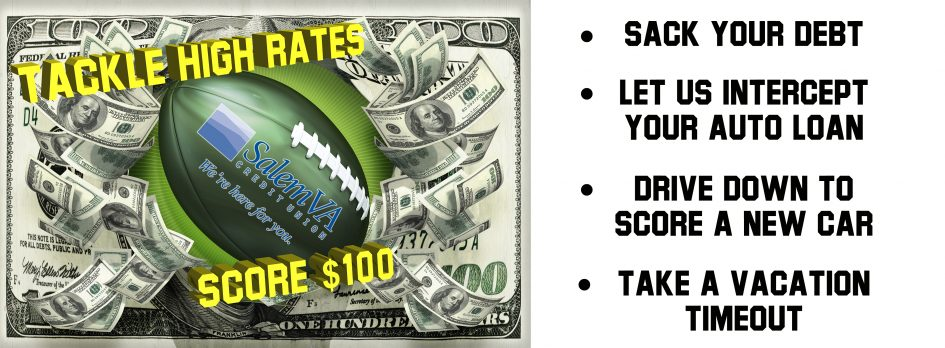 Tackle High Rates and Score $100