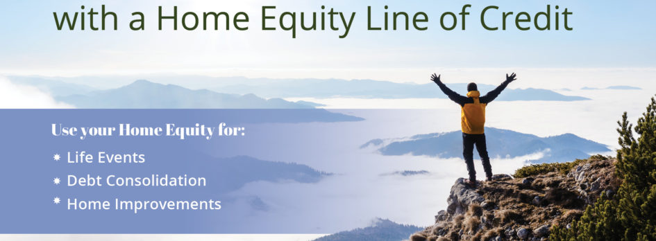 Borrow with Confidence with a Home Equity Line of Credit