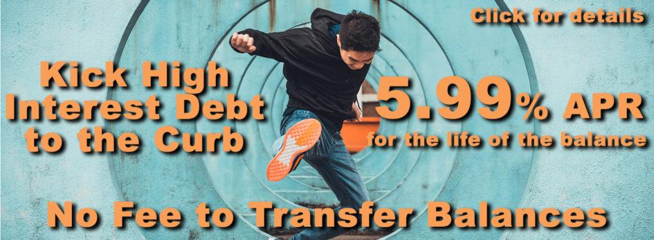 Balance transfer info